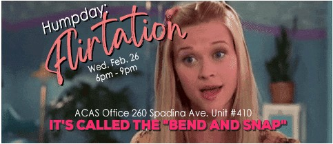 Men's Humpday poster featuring Elle Woods from Legally Blond