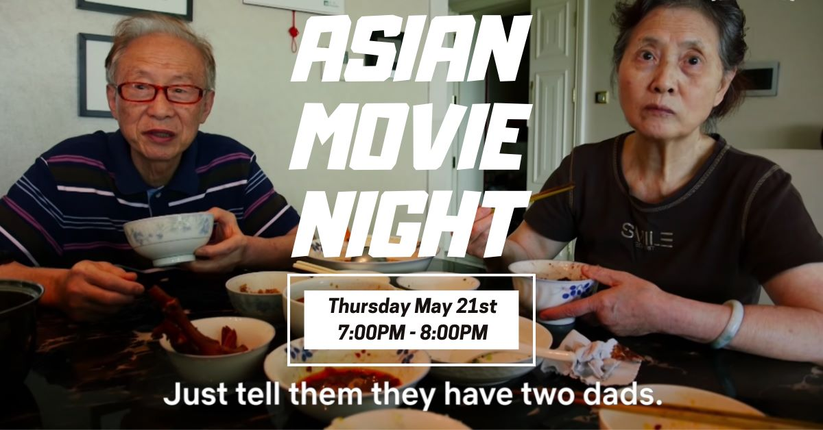 Men's Movie Night Poster for May 21
