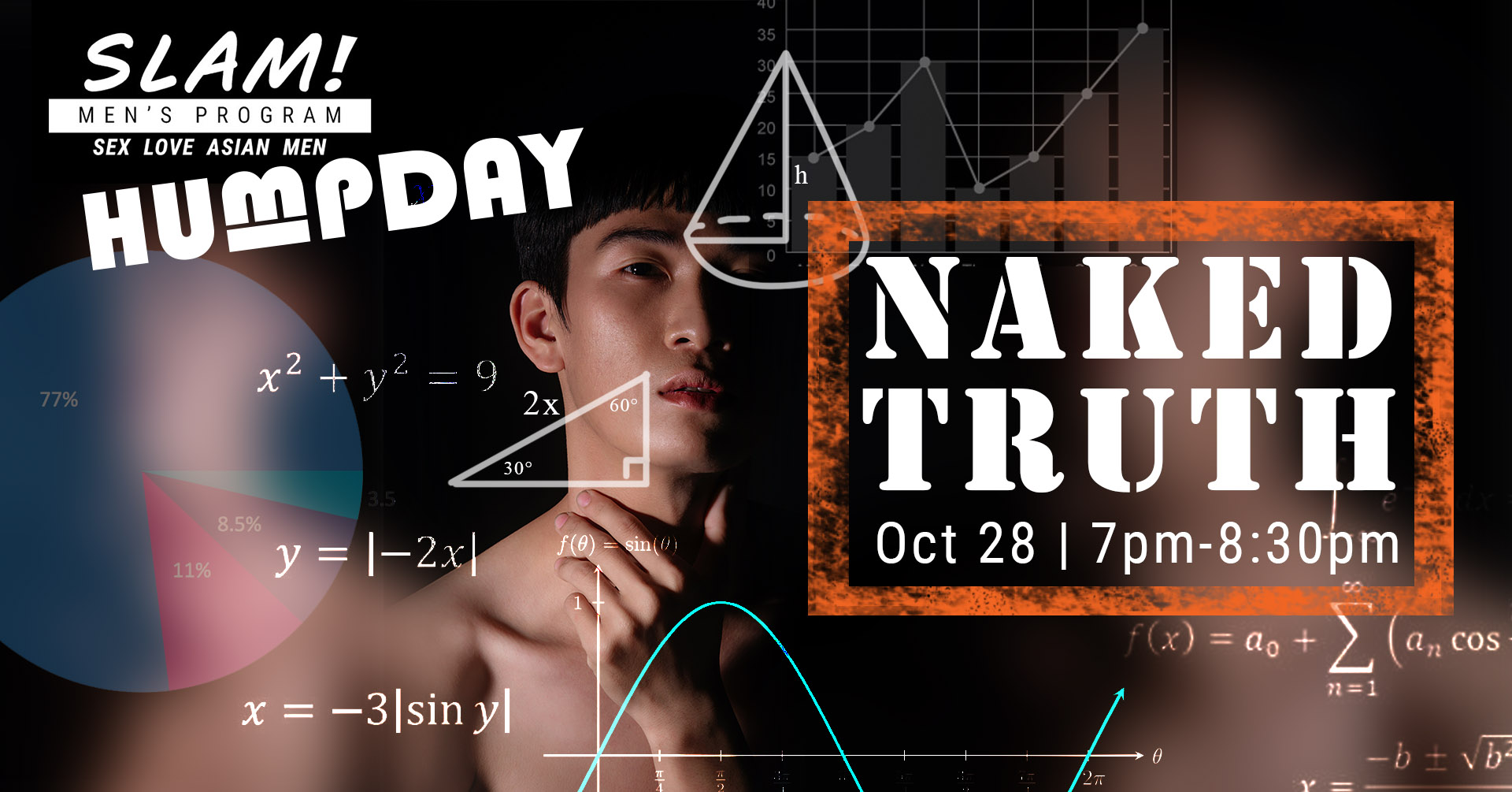 Flyer for Humpday Naked Truth