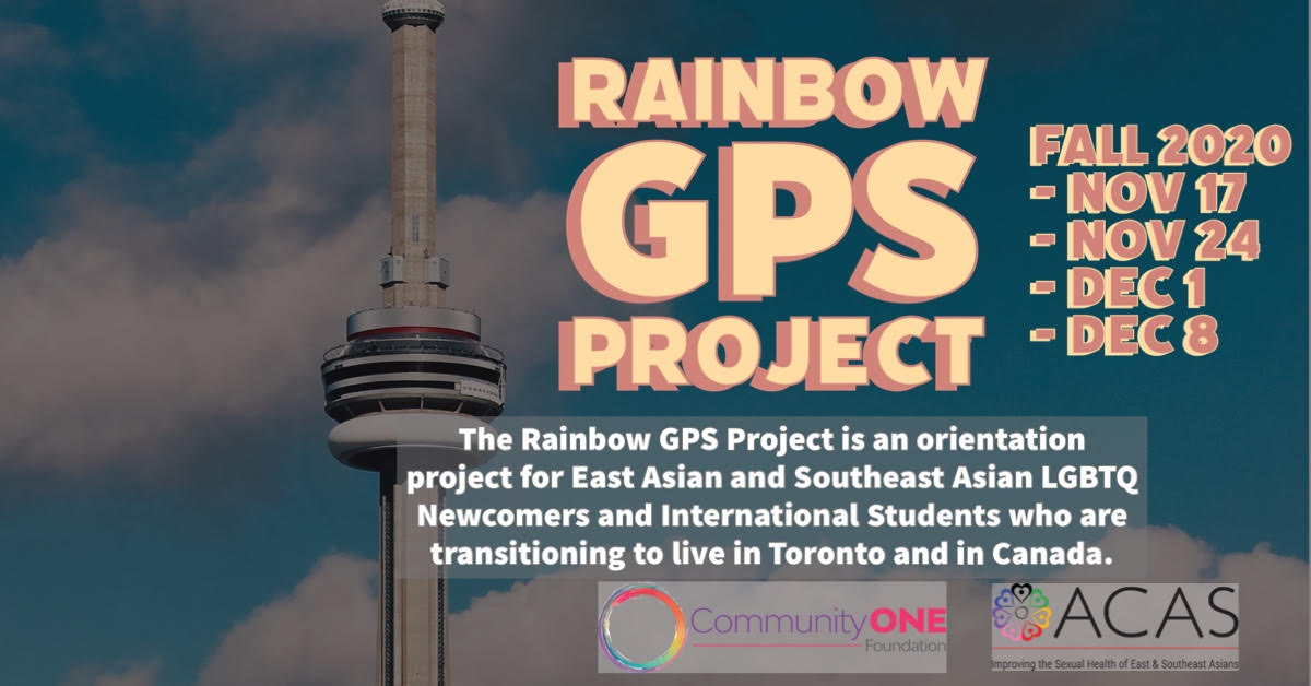 poster for rainbow gps project