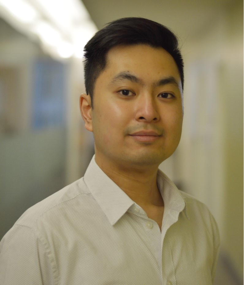 Robinson Truong, Director  Asian Community AIDS Services