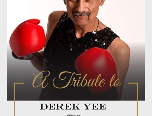 Derek Yee's tribute, April 30