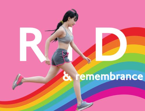 Pride & remembrance Run