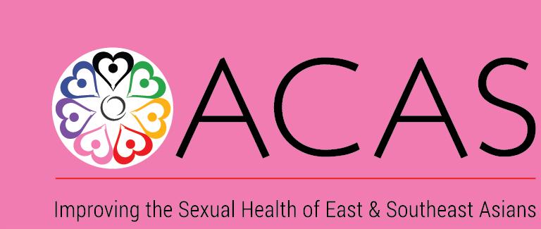 Asian Community AIDS Services Logo